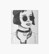 Mathilda From Leon The Professional Art Board