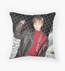 Wanna One (워너원) Nothing Without You - Park Jihoon (박지훈) Throw Pillow