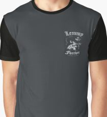 Lemmy Forever Graphic T-Shirt