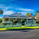 Queenslander style of home by Kim Austin