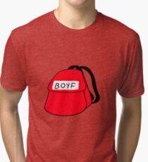 BOYF (Be More Chill) Tri-blend T-Shirt