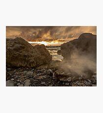 Ecola State Park - Oregon Photographic Print