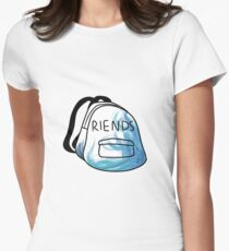 RIENDS (Be More Chill) Women's Fitted T-Shirt
