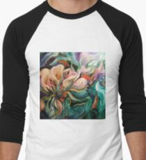 Hummingbird On Target Men's Baseball ¾ T-Shirt