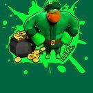 Brutes.io (Jinglebrute Leprechaun Green) by brutes