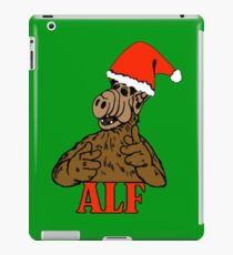 Christmas ALF iPad Case/Skin
