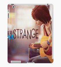 Life is Strange Max playing guitar iPad Case/Skin