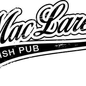 MacLaren's Pub_Black by lisa-richmond