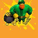 Brutes.io (Jinglebrute Leprechaun Yellow) by brutes