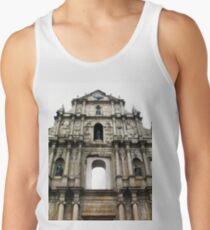 Ruins of St. Paul's Tank Top