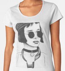 Mathilda From Leon The Professional Women's Premium T-Shirt
