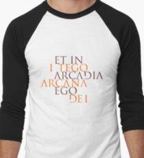 Et In Arcadia Ego Men's Baseball ¾ T-Shirt