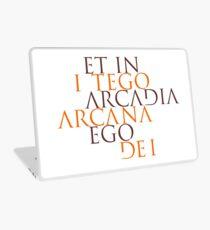 Et In Arcadia Ego Laptop Skin