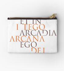 Et In Arcadia Ego Studio Pouch