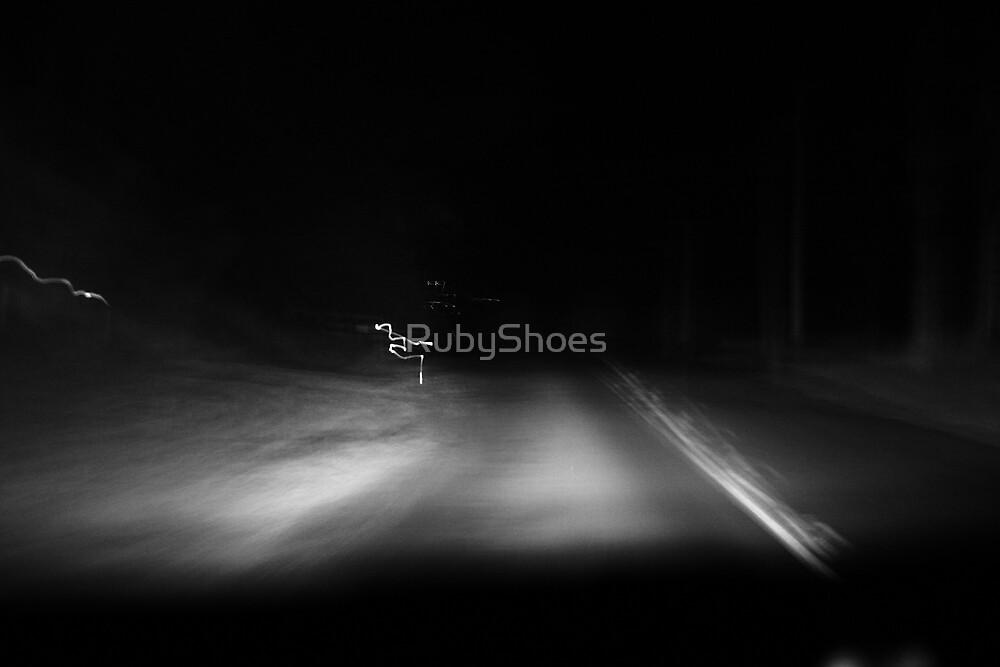 Night Driving. by RubyShoes