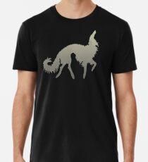 Borzoi Prance Men's Premium T-Shirt
