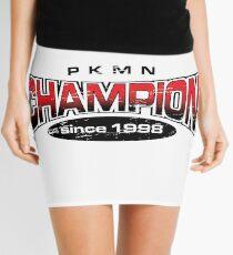 Pokemon Champion_Red Mini Skirt