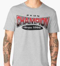 Pokemon Champion_Red Men's Premium T-Shirt