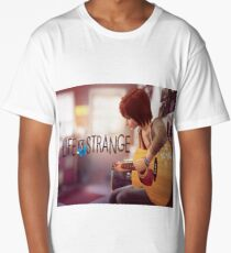 Life is Strange Max playing guitar Long T-Shirt
