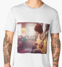 Life is Strange Max playing guitar Men's Premium T-Shirt