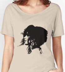 Camila Cabello (black version) Women's Relaxed Fit T-Shirt