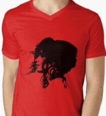 Camila Cabello (black version) Men's V-Neck T-Shirt