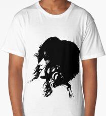 Camila Cabello (black version) Long T-Shirt