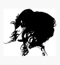 Camila Cabello (black version) Photographic Print