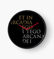 I Tego Arcana Dei Clock