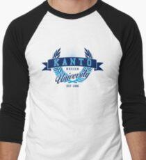 Kanto Region University Men's Baseball ¾ T-Shirt