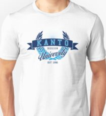 Kanto Region University Slim Fit T-Shirt