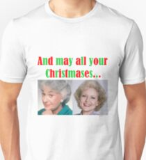 And May All Your Christmases Be (a Arthur & Betty) White T-Shirt