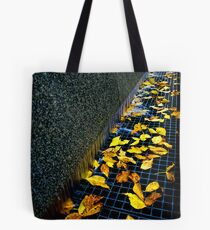 Autumn Grate Tote Bag