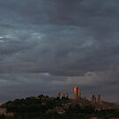 San Gimignano in Sunset by HoremWeb
