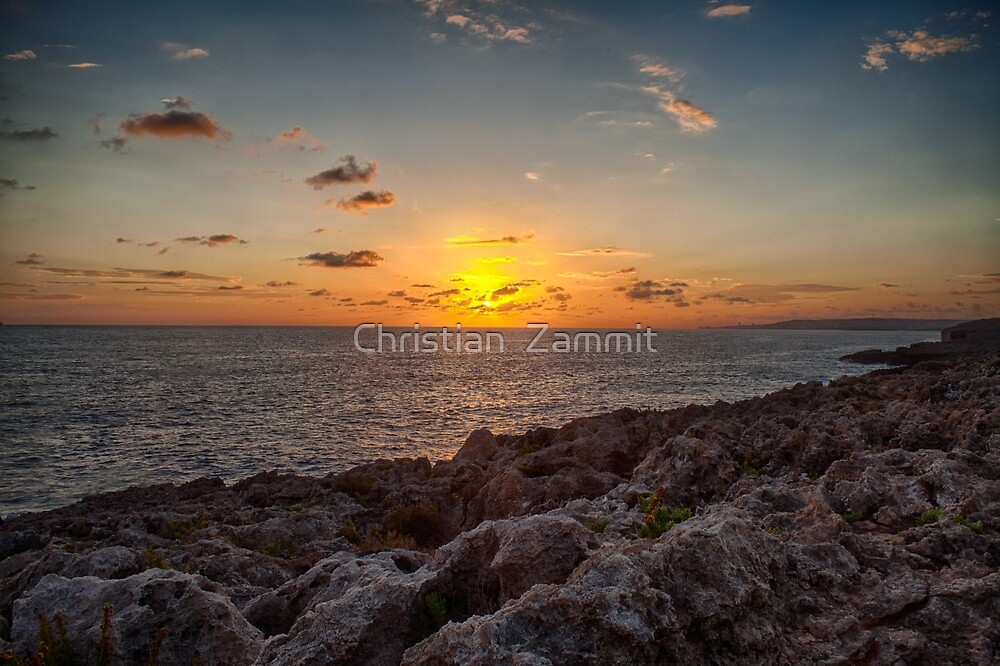 Early sunrise by Christian  Zammit