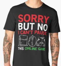 Online Game Funny Video Gamer T-shirt Men's Premium T-Shirt