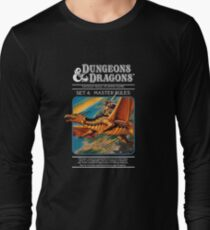 Dungeons and Dragons Master Rules black (Remastered) T-Shirt