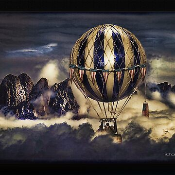 The Balloon Ride by rgerhard