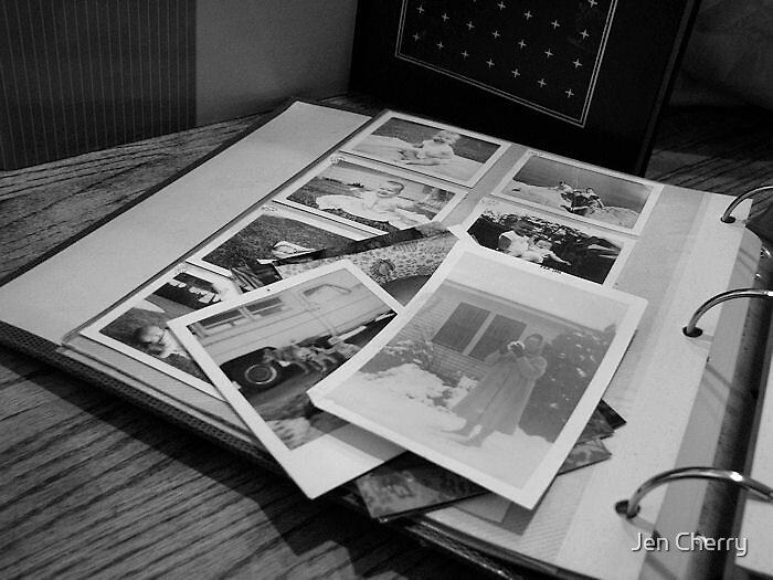 Memories... by Jen Millard