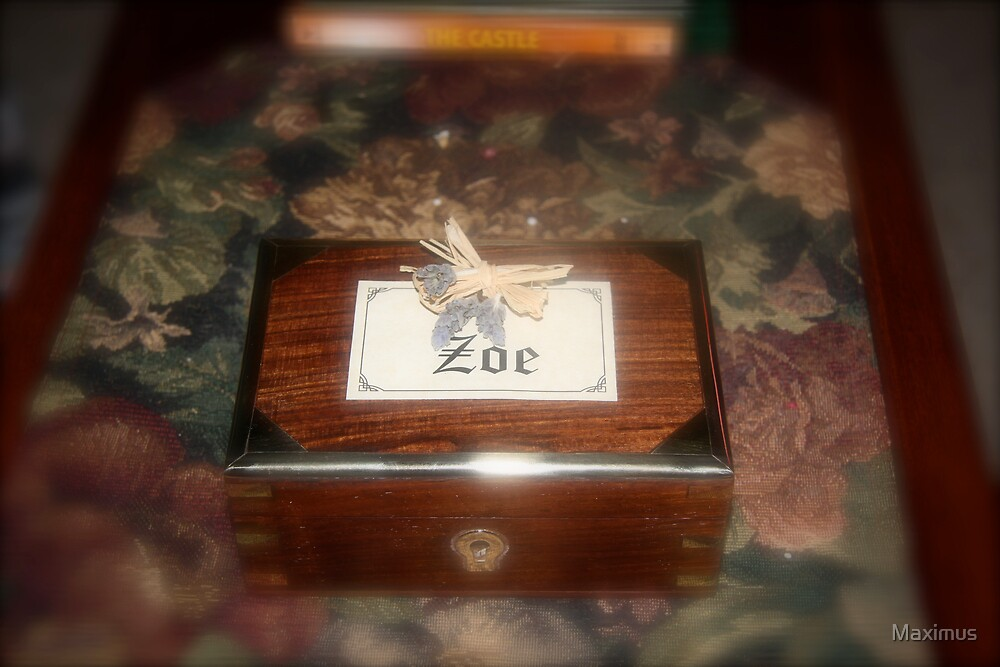 Zoe's Ashes by Maximus