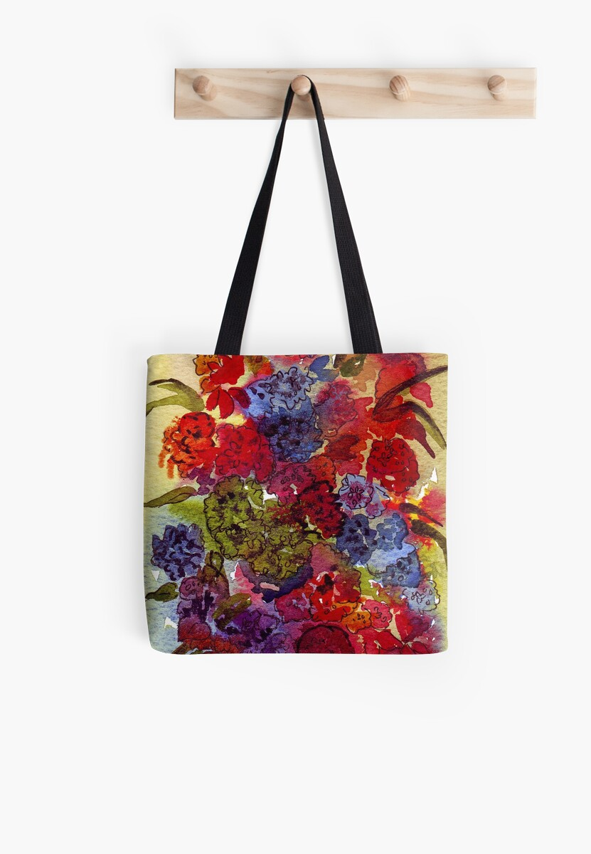 Elaborate blossoms, in every hue by Maree Clarkson