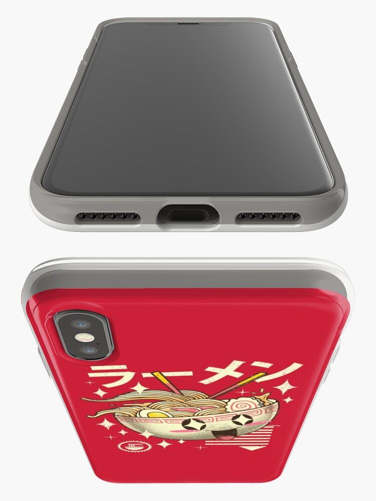 Alternate view of Kawaii Ramen iPhone Cases & Covers