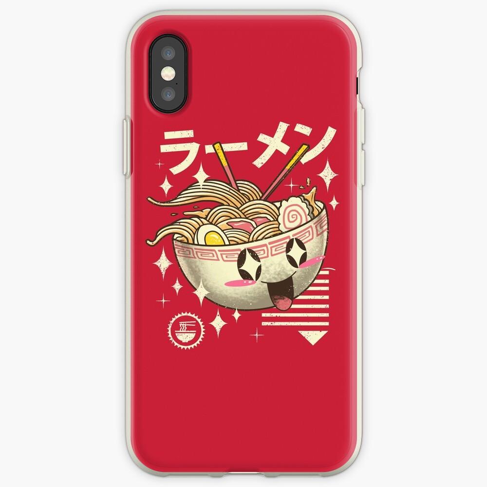 Kawaii Ramen iPhone Cases & Covers
