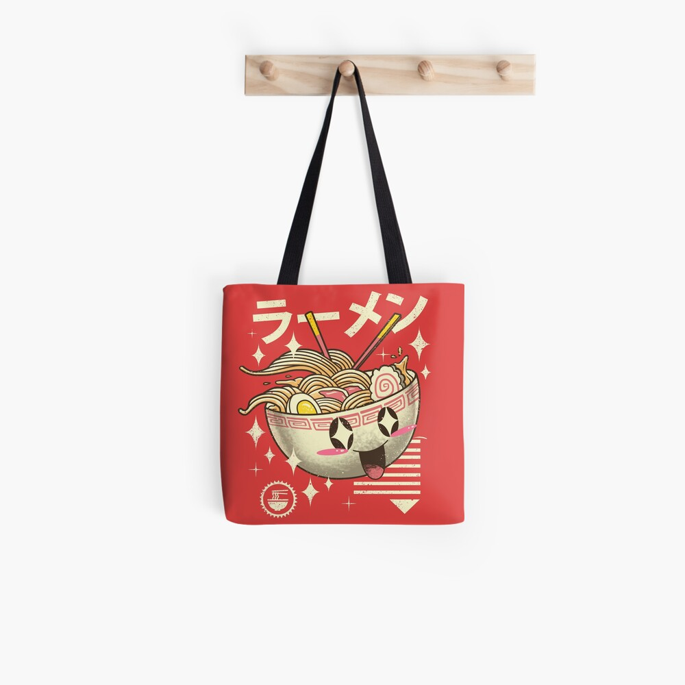 Kawaii Ramen Tote Bag