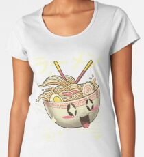Kawaii Ramen Women's Premium T-Shirt