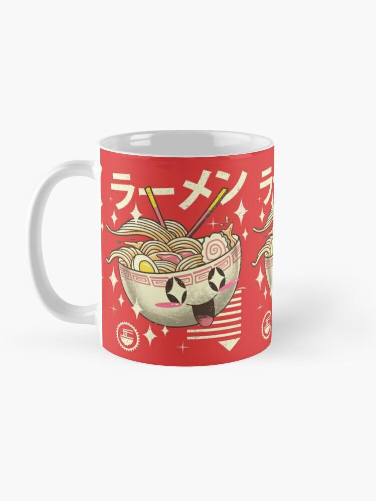 Alternate view of Kawaii Ramen Mug