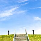 Stairway to heaven by Manon Boily