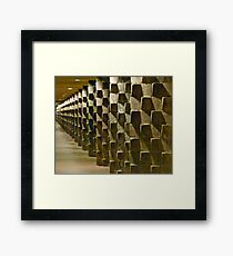 Fortified Wall Art Framed Print