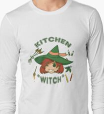 Kitchen Witch Long Sleeve T-Shirt