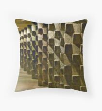 Fortified Wall Art Throw Pillow